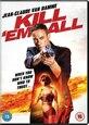 MOVIE - KILL 'EM ALL (Digital Video -DVD-)