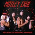 MOTLEY CRUE - LOOKS THAT KILL: PERKINS PALACE BROADCAST (Disco Vinilo LP)