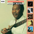 WATERS, MUDDY - TIMELESS CLASSIC ALBUMS    5CD