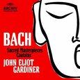 BACH, JOHANN SEBASTIAN - SACRED MASTERPIECES CANTATAS (Compact Disc)