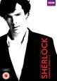 TV SERIES - SHERLOCK -SERIES 1-3- (Digital Video -DVD-)