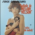 GAINSBOURG, SERGE - BALLADE DE MELODY NELSON (Disco Vinilo  7')