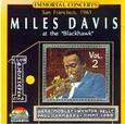 DAVIS, MILES - AT THE BLACKHAWK VOL.2 (Compact Disc)