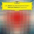 BACH, JOHANN SEBASTIAN - WELL-TEMPERED CLAVIER, BOOK 1, BWV 846-869 (Compact Disc)
