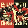 BILLY TALENT - AFRAID OF HEIGHTS - DELUXE (Compact Disc)