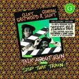 EASTWOOD, CLINT - STOP THAT TRAIN/TALK ABOUT RUN -LTD- (Disco Vinilo 12')