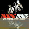 TALKING HEADS - BEST OF LIVE CHICAGO (Disco Vinilo LP)