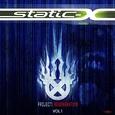 STATIC-X - PROJECT REGENERATION VOL.1 (Disco Vinilo LP)