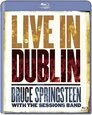 SPRINGSTEEN, BRUCE - LIVE IN DUBLIN (Blu-Ray Disc)