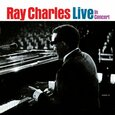 CHARLES, RAY - LIVE IN CONCERT (Compact Disc)