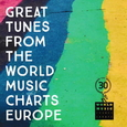 VARIOUS ARTISTS - GREAT TUNES FROM THE WORLD MUSIC CHARTS EUROPE (Compact Disc)