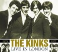 KINKS - LIVE IN LONDON 1973-1977  (Compact Disc)
