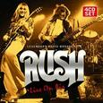 RUSH - LIVE ON AIR (Compact Disc)