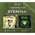 OVERKILL - BLOODLETTING/COVERKILL (Compact Disc)