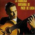 LUCIA, PACO DE - LA FABULOSA GUITARRA (Compact Disc)