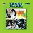 CLARK, SONNY - FOUR CLASSIC ALBUMS (Compact Disc)