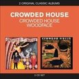 CROWDED HOUSE - CROWDED HOUSE/WOODFACE (Compact Disc)