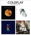 COLDPLAY - 4 CD CATALOGUE SET (Compact Disc)