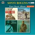 ROLLINS, SONNY - FOUR CLASSIC ALBUMS