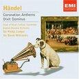 HANDEL, GEORG FRIEDRICH - CORONATION ANTHEMS (Compact Disc)