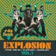 VARIOUS ARTISTS - EDO FUNK EXPLOSION VOL.1 -HQ- (Disco Vinilo LP)