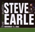 EARLE, STEVE - LIVE FROM AUSTIN TX  (Compact Disc)