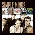 SIMPLE MINDS - 5 ALBUM SET (Compact Disc)