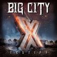 BIG CITY - TESTIFY X (Compact Disc)
