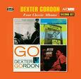 GORDON, DEXTER - FOUR CLASSIC ALBUMS (Compact Disc)