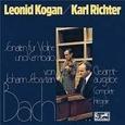 KOGAN, LEONID - BACH: SONATAS FOR VIOLIN & CEMBALO (Compact Disc)