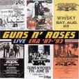GUNS N' ROSES - LIVE ERA '87-'93 (Compact Disc)