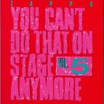 ZAPPA, FRANK - YOU CAN'T DO THAT ON STAGE ANYMORE 5 (Compact Disc)