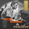 BAKER, CHET - WITH STRINGS (Disco Vinilo LP)
