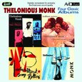 MONK, THELONIOUS - FOUR CLASSIC ALBUMS + (Compact Disc)