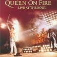 QUEEN - QUEEN ON FIRE AT THE BOWL (Compact Disc)