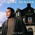BENSON, GEORGE - THAT'S RIGHT (Compact Disc)