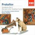 PROKOFIEV, SERGEJ - SYMPHONY NO.5/ALA & LOLLY (Compact Disc)