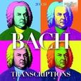 BACH, JOHANN SEBASTIAN - BACH TRANSCRIPTIONS (Compact Disc)