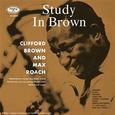 BROWN, CLIFFORD - A STUDY IN BROWN (VERVE ACOUSTIC SOUNDS) (Disco Vinilo LP)