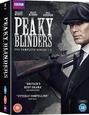 TV SERIES - PEAKY BLINDERS - S1-4 (Digital Video -DVD-)