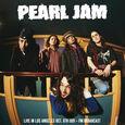 PEARL JAM - LIVE IN LOS ANGELES 1991 -FM BROADCAST- (Disco Vinilo LP)