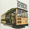 MONK, THELONIOUS - ALONE IN SAN FRANCISCO  (180 Gr)  LP (Disco Vinilo LP)