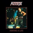 ACCEPT - STAYING A LIFE -HQ- (Disco Vinilo LP)