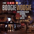 ABC&D OF BOOGIE WOOGIE - LIVE IN PARIS -DIGI- (Compact Disc)