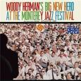 HERMAN, WOODY - BIG NEW HERD AT THE.. (Compact Disc)