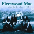 FLEETWOOD MAC - BEST OF LIVE IN LONDON 1968 (Compact Disc)