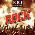 VARIOUS ARTISTS - 100 GREATEST ROCK (Compact Disc)
