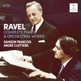 RAVEL, MAURICE - COMPLETE.. -BOX SET- (Compact Disc)