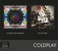 COLDPLAY - A HEAD FULL OF.. (Compact Disc)