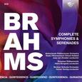 BRAHMS, JOHANNES - COMPLETE SYMPHONIES & SER (Compact Disc)